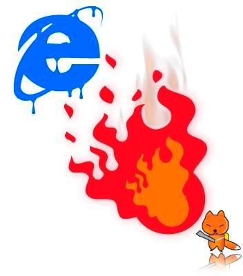 Internet Explorer трудный браузер