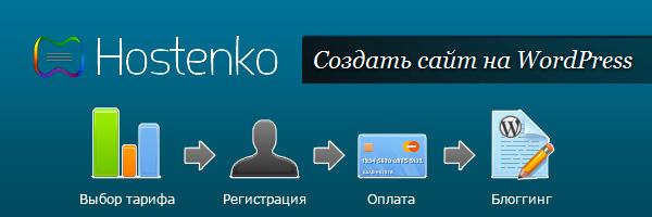 Хостинг для WordPress - Hostenko