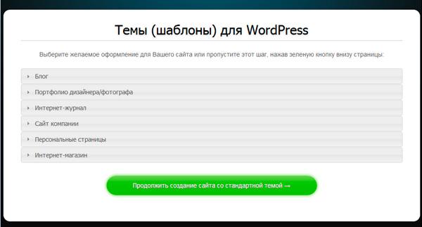 Выбираем тему для сайта на WordPress - Hostenko